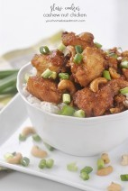 Slow Cooker Cashew Nut Chicken