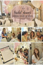 Bridal Shower Ideas and Games