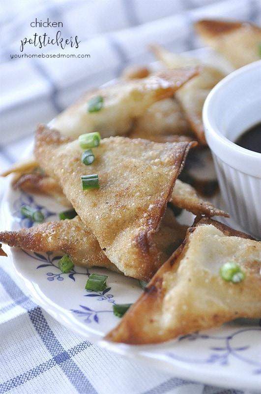 Chicken Potstickers