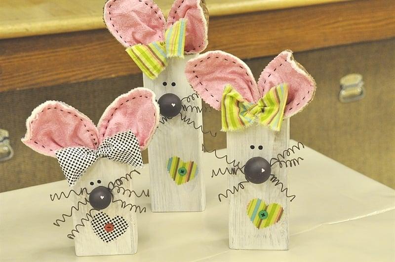 Relief Society Spring Craft Night