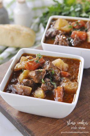 Slow Cooker Irish Stew Your Homebased Mom