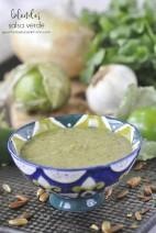 Blender Salsa Verde