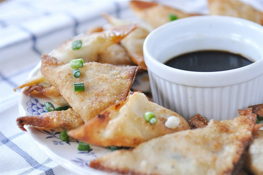 Chicken Potstickers - your homebased mom