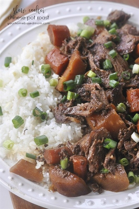 Slow Cooker Asian Pot Roast