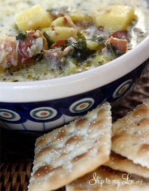 Zuppa Toscanna Soup