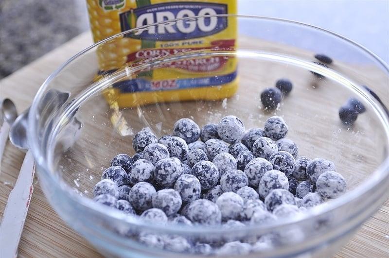 Blueberry Lemon Curd Coffee Cake - your homebased mom