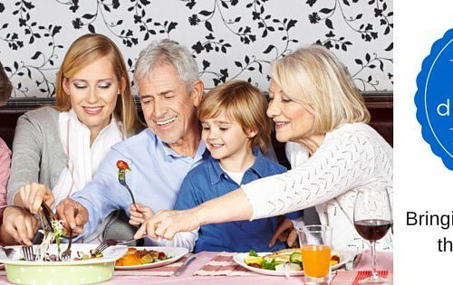 The Family Dinner Table