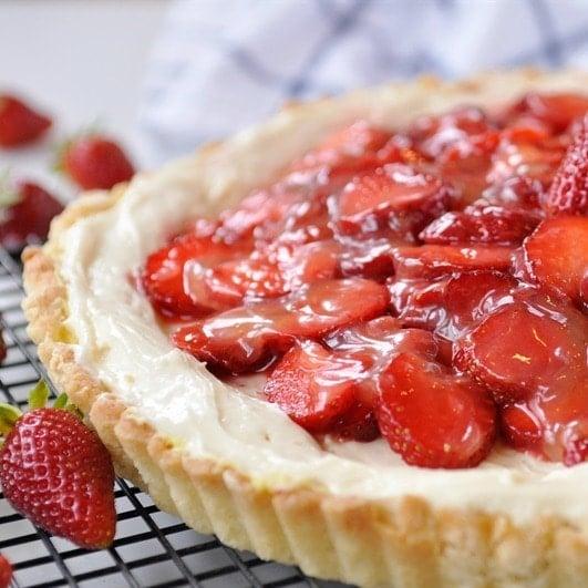 Strawberry Lemon Curd Recipe — Dishmaps