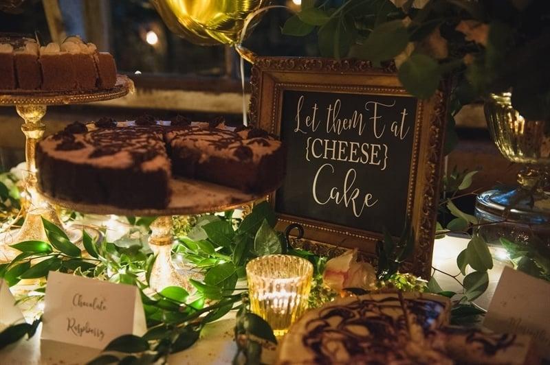 Cheesecake Bar