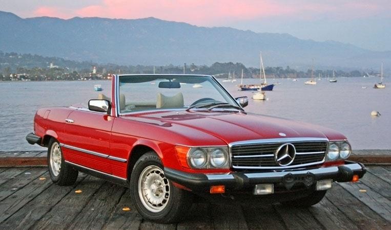 1978Mercedes450SL28KMain-763x450