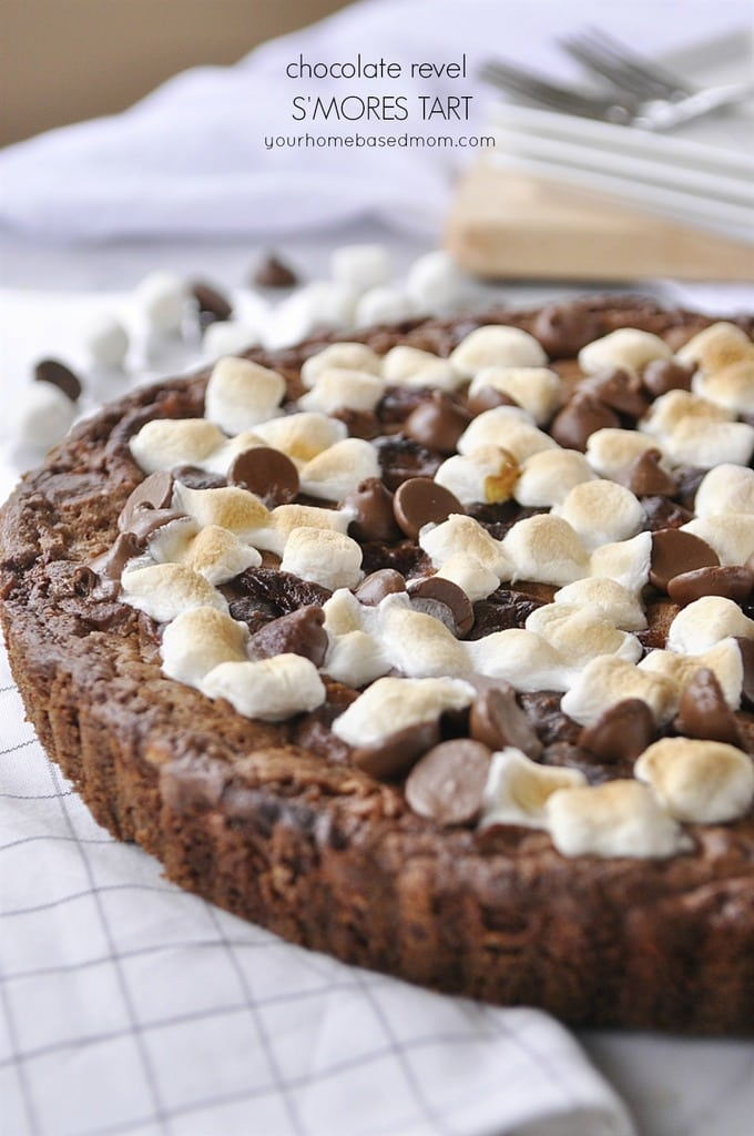 "Chocolate Revel S""mores Tart"