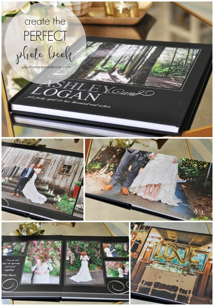 Create the perfect photo book