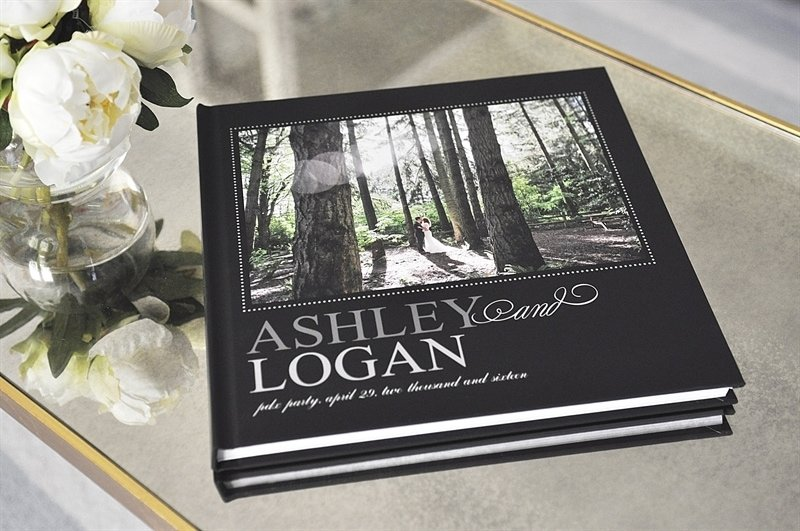 Mix Book Wedding Album