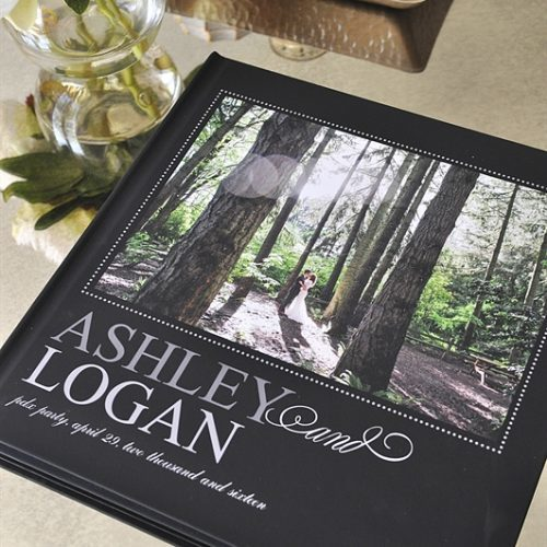 Wedding Photo Book with Mixbook