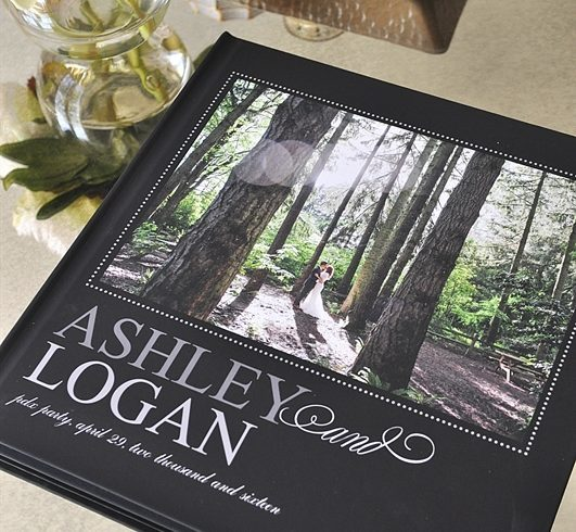 Wedding Photo Book with Mix Book