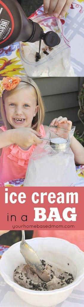 Ice Cream in a Bag