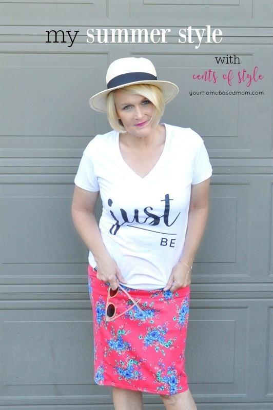 My summer style with cents of style