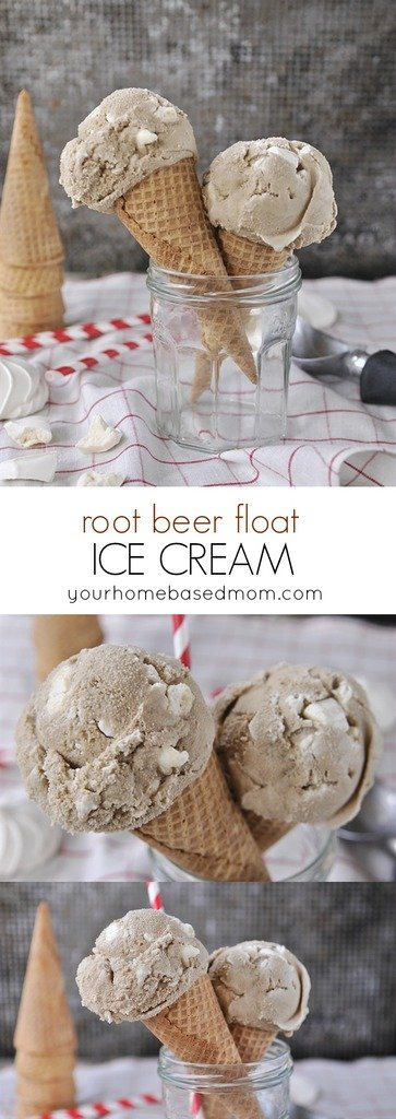 Root Beer Float Ice Cream - C
