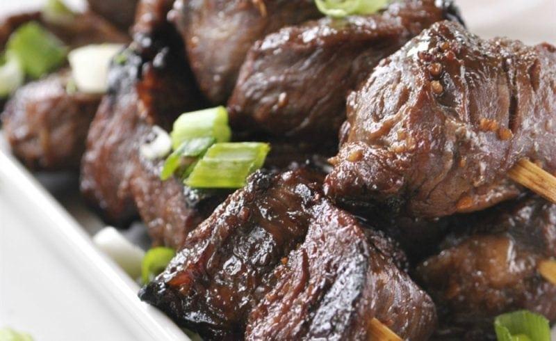 Teriyaki Beef Marinade