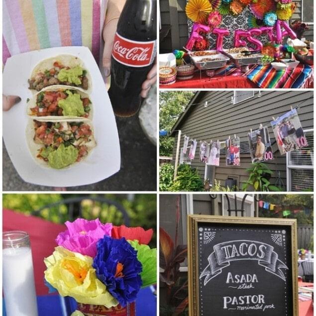 60th Birthday Fiesta