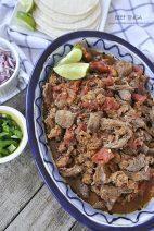 Beef Tinga