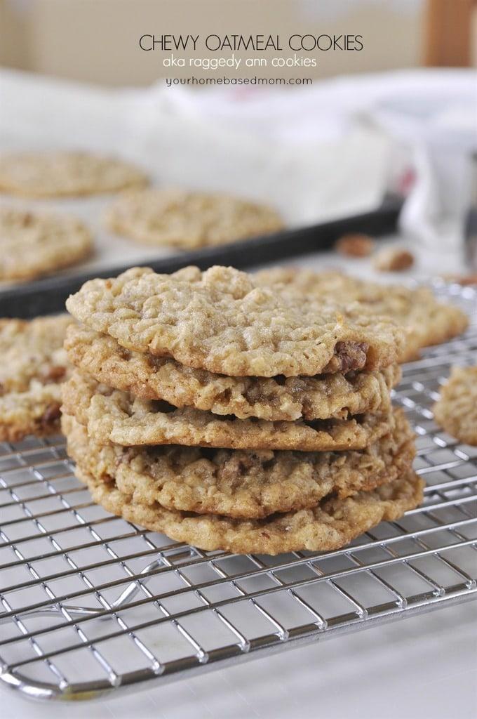 Raggedy Ann Cookies
