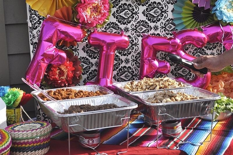 Fiesta Birthday Part