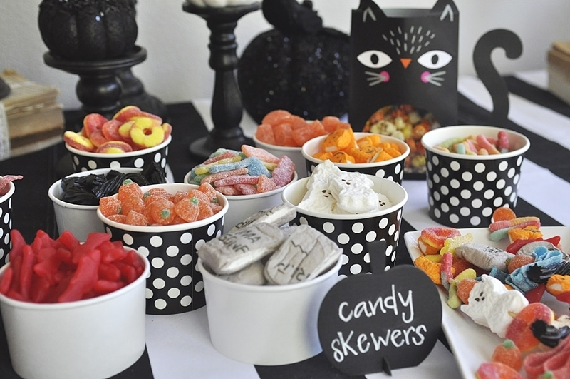 Frightfully Sweet Halloween Party