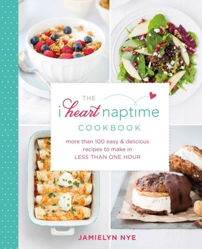 I Heart Naptime Cookbook