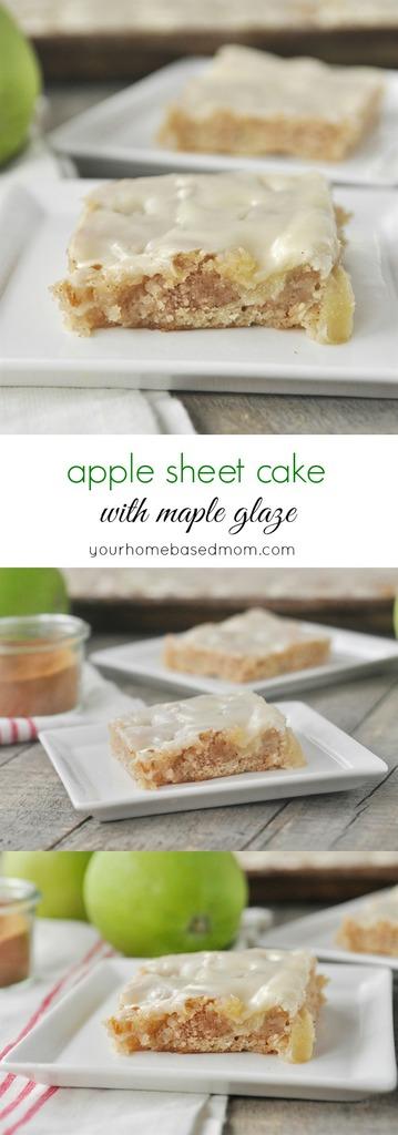 apple-sheet-cake-with-maple-glaze