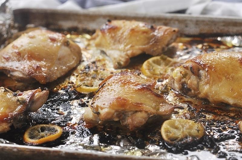 Asian Marinated Chicken