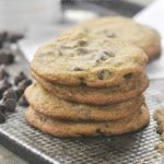 Bakery Style Chocolate Chip Cookies