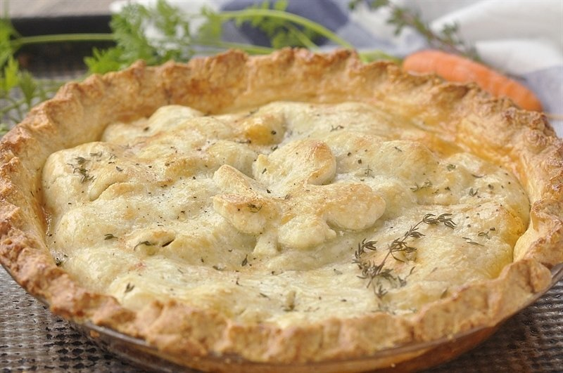 Beef pot pie your homebased mom for Fish pot pie