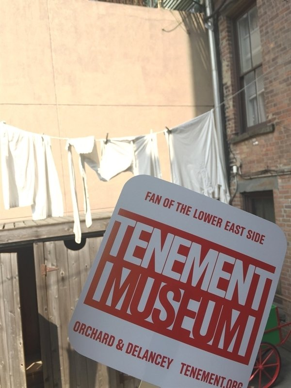 Tennement Museum in NYC