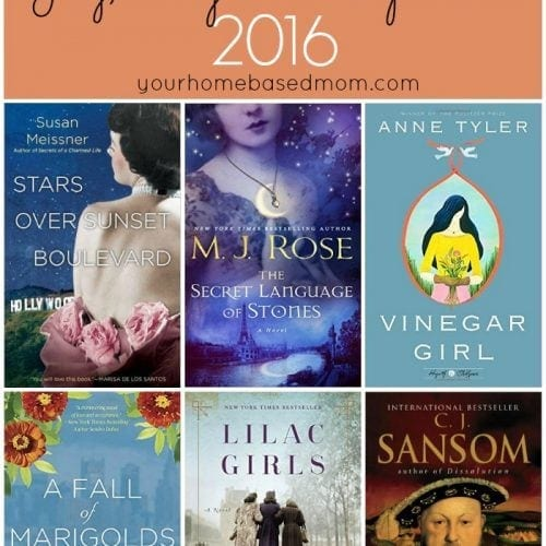 July, August, September 2016 Recommended Reads