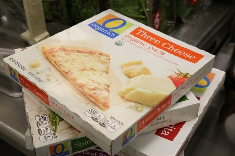 O Organic Cheese Pizza