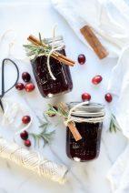 Spiced Cranberry Jam