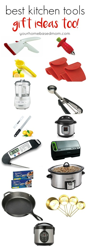 best kitchen tools and gift ideas too - Kitchen Gift Ideas For Mom