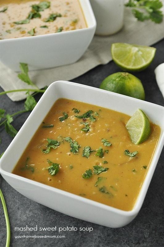 sweet potato soup recipe leigh anne wilkes