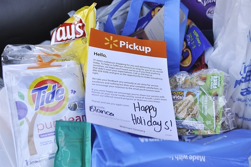 Walmart Grocery Pickup is going to make your life so much