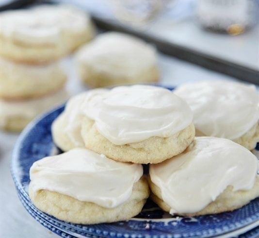 Double Vanilla Delights