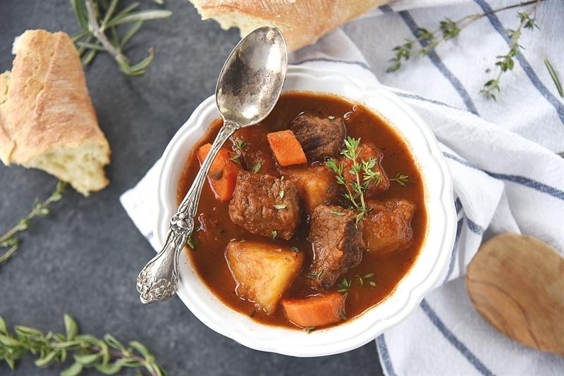 Instant Pot Italian Beef Stew