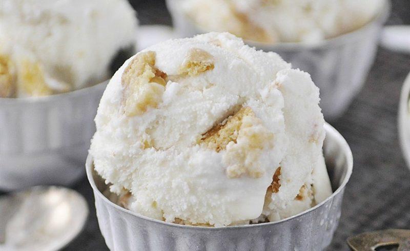 Ooey Gooey Cake Ice Cream
