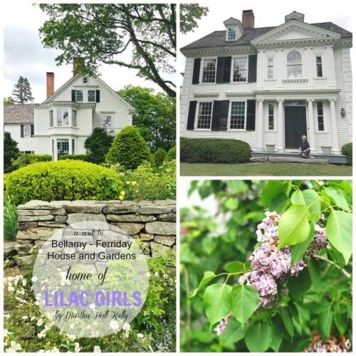 Lilac Girls}The Bellamy Ferriday House and Garden