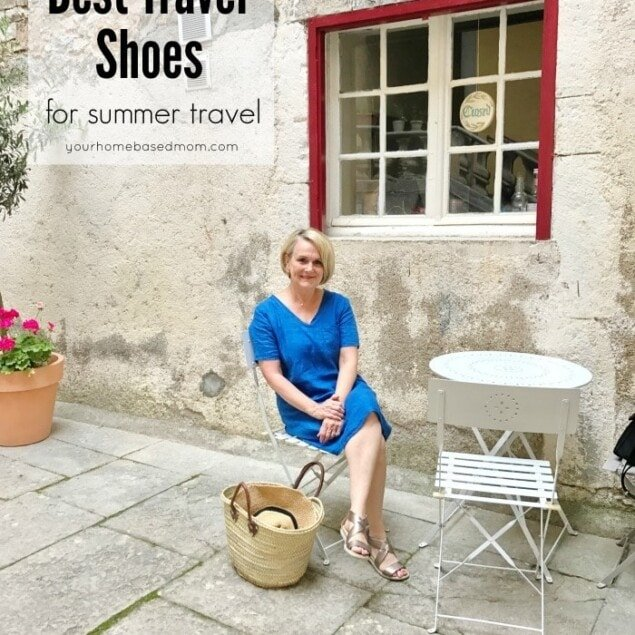 Best Travel Shoes for Summer Travel