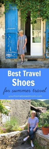 Best Travel Shoes for Summer Travel C