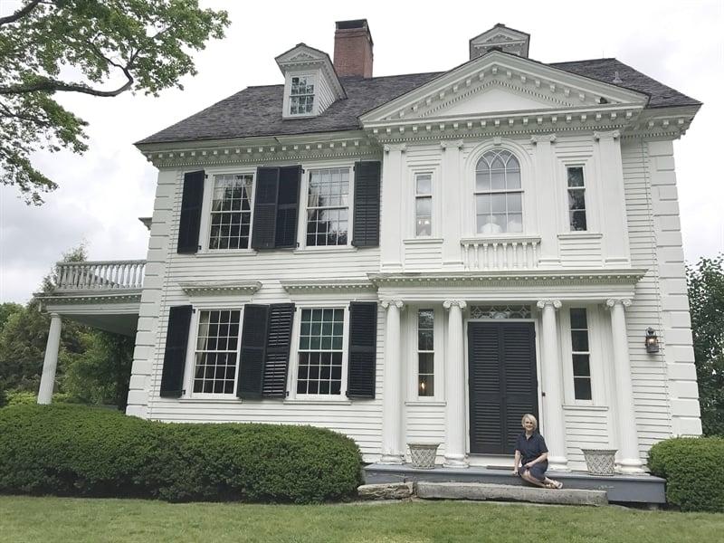Lilac Girls Bellamy Ferriday House
