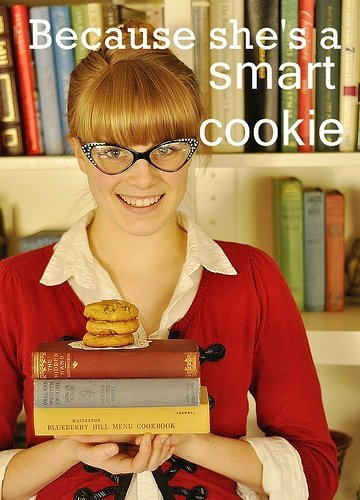 Smart Cookie Graduation Party Invitation
