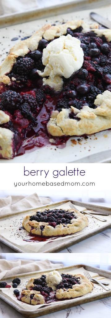 Berry Galette Recipe