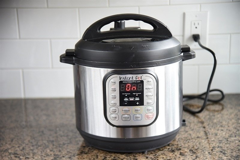 Convert slow cooker to instant pot